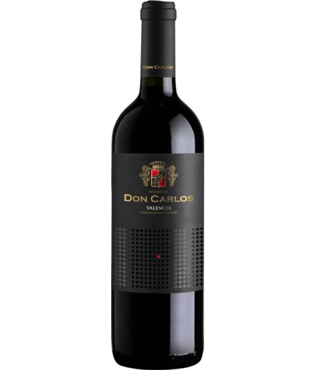 Reserve de Don Carlos 2012 (Don Carlos by Valsan 1831) 300 cl