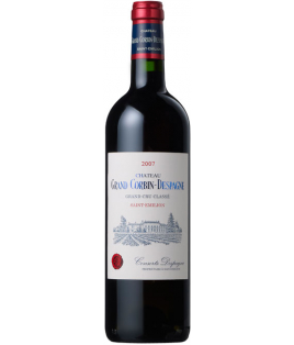 Grand Corbin Despagne 2007 (Saint-Emilion)