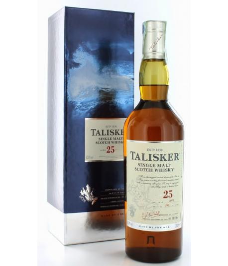 Talisker 25 yo Bottled 2012 Distilled 1987