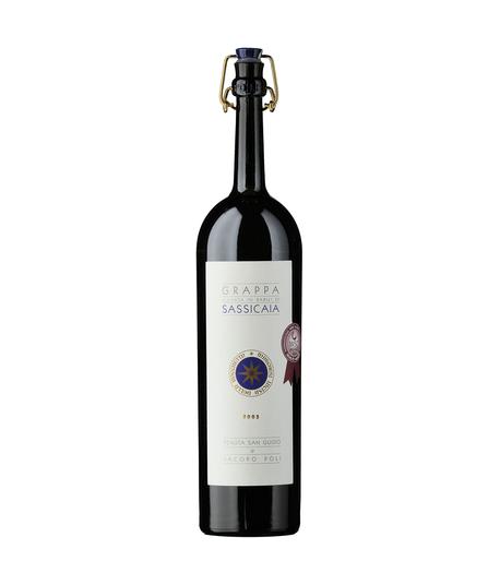 Grappa Sassicaia (Tenuta San Guido) 50 cl