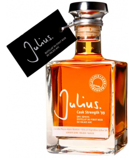Grappa L'Esprit de Julius cask Strength 1999 (Julius) 50 cl