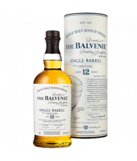 Balvenie 12 yo Single Barrel First Fill