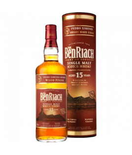 BenRiach 15 yo Pedro Ximenez Sherry Wood Finish