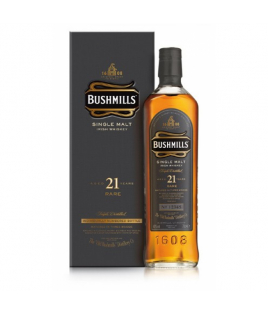 Bushmills 21 yo Rare Matured Three Woods