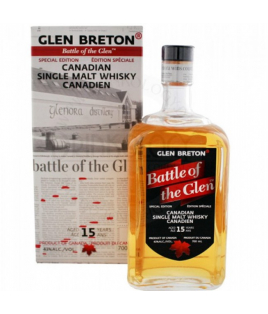 Glen Breton 15 yo Battle of the Glen