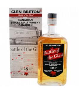 Glen Breton 15 yo Battle of the Glen