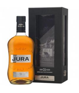 Isle of Jura 21 yo