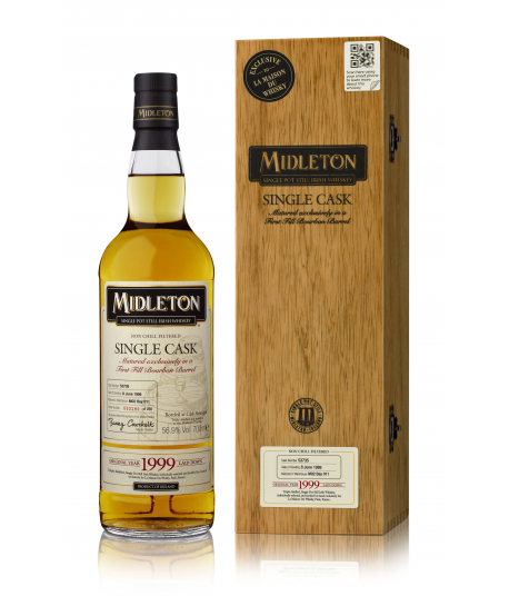 Midleton 1999 Single Cask Limited Edition