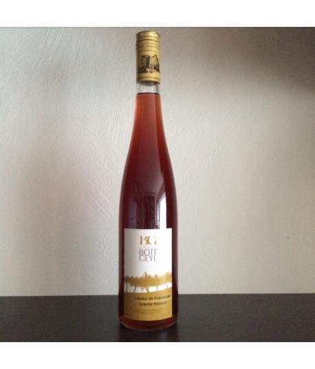Liqueur de Framboise (Domaine Bott-Geyl)