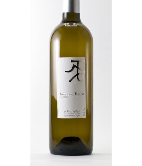 Humagne blanc 2012 (Cédric Flaction)