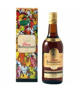 Barbancourt 15 yo