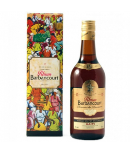 Barbancourt 15 yo