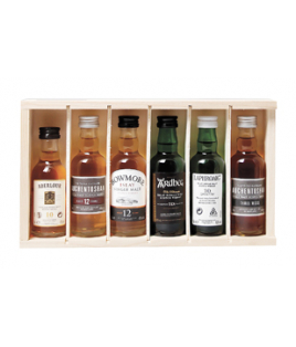 The Whiskytrail 6 x 5 cl