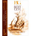 Pinot Gris Origines 2011 (Bott-Geyl) 150 cl
