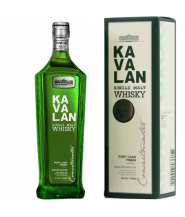 Kavalan Concertmaster Port Cask Finish