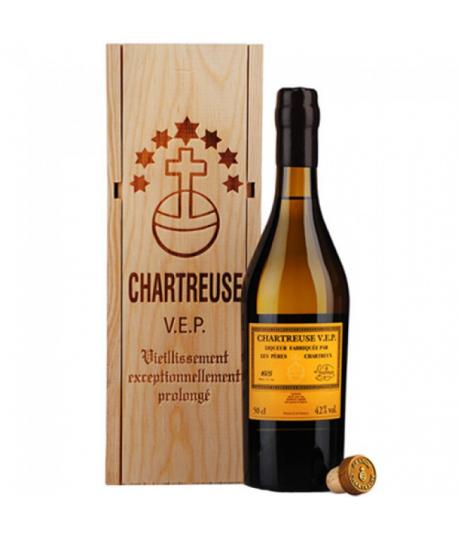 Chartreuse Jaune V.E.P. 100 cl