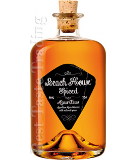 Beach House Spiced Rum