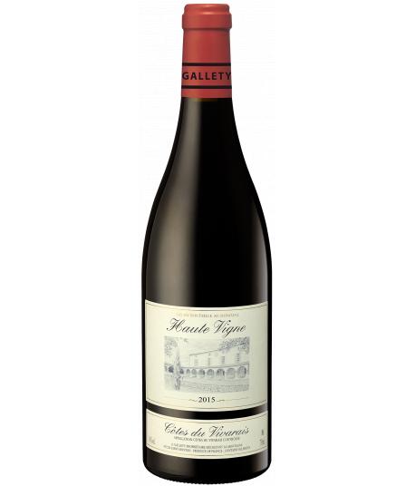 Haute Vigne 2014 (Domaine Gallety)