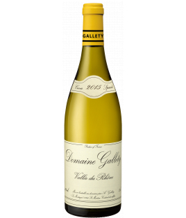 Domaine Gallety AOC blanc 2016 (Domaine Gallety)