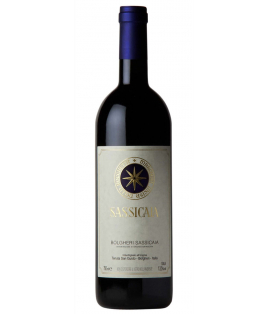 Sassicaia DOC 2015 (Tenuta San Guido) 37.5 cl