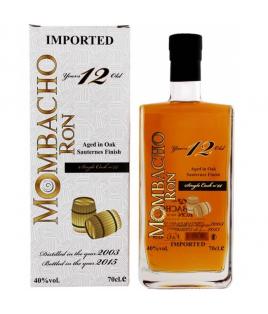 Mombacho 12 yo Sauternes Finish