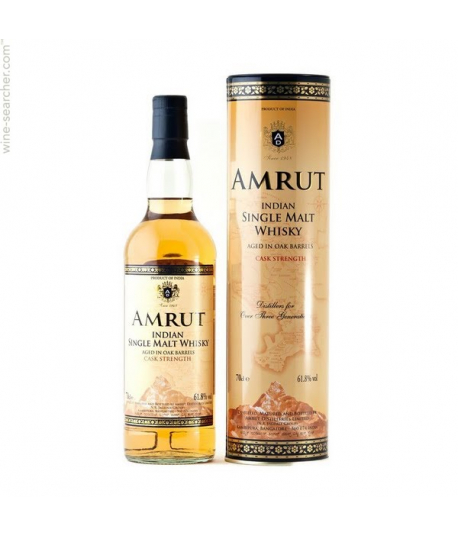 Amrut Indian Single Malt Cask Strength Limited Edition