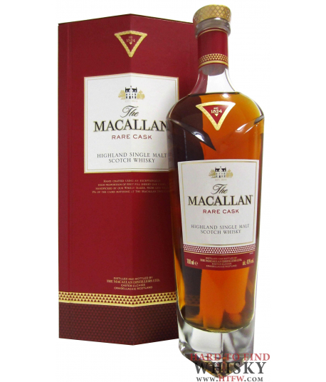 Macallan Decanter Rare Cask