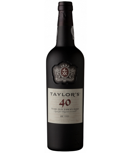 Taylor's Tawny 40 ans