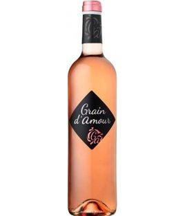 Grain d'Amour rosé (Les Vignerons du Brulhois)