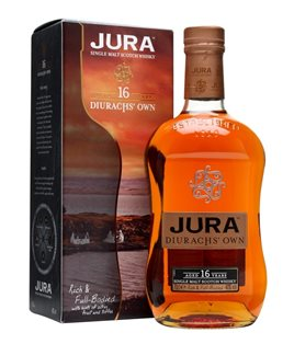 Isle of Jura 16 yo Diurachs' Own