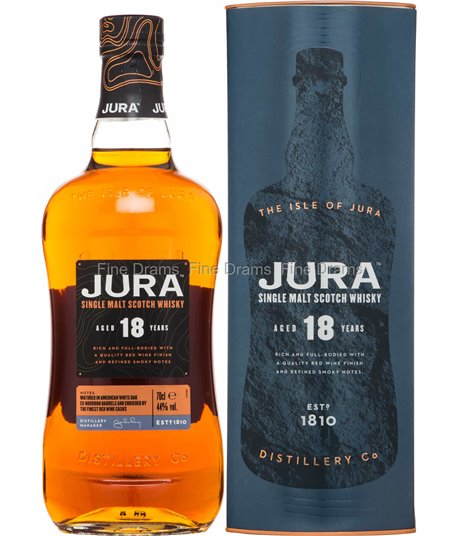 Isle of Jura 18 yo