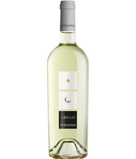 Stelluna Grillo IGT 2016 (Wines of Sicily)