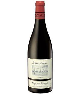 Haute Vigne AOC 2015 (Domaine Gallety) 300 cl