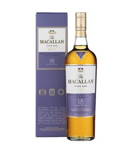 Macallan 18 yo Fine Oak