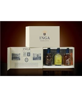 Coffret Amaretto-Limoncello-Cioccolo 3x20 cl