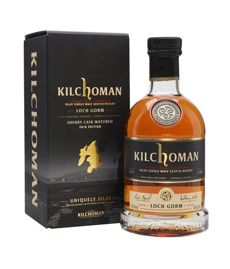 Kilchoman Loch Gorm, édition 2018
