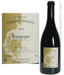 Bourgogne rouge AC 2014 (Domaine Pierre Damoy)