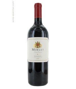 Cabernet Sauvignon Passionément 2011 (Morlet Family Vineyards)