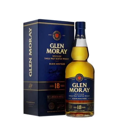 Glen Moray 18 yo