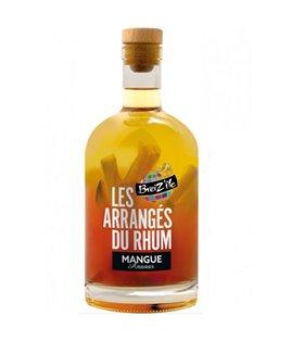 Rhum arrangé Breiz'île Mangue-Ananas