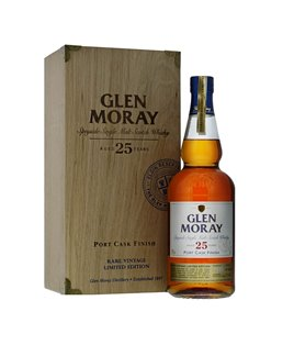 Glen Moray 25 yo
