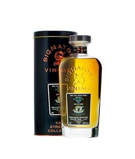 Glen Keith 20 yo 20th Anniversary Signatory 1997