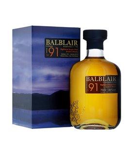 Balblair 1991 3rd Release