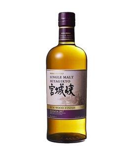 Nikka Miyagikyo Rum Cask Finish