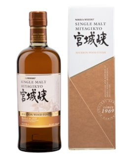 Nikka Miyagikyo Bourbon Wood Finish