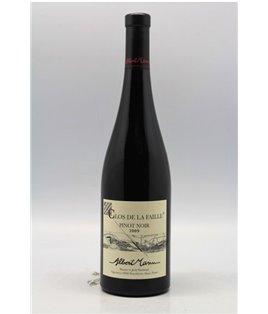 Pinot Noir Clos de la Faille AC 2017 (Albert Mann)