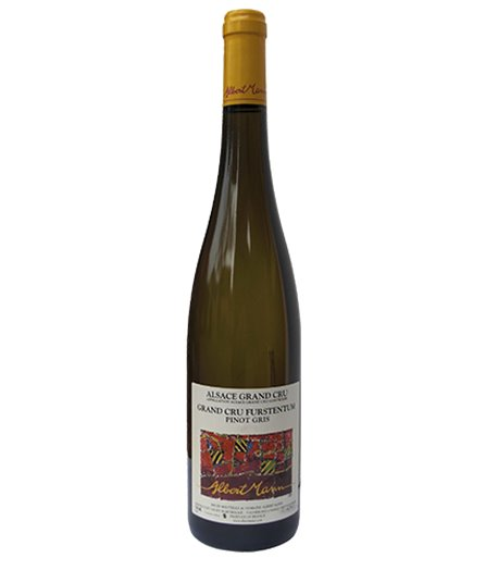 Pinot Gris Furstentum AC 2015 (Albert Mann)