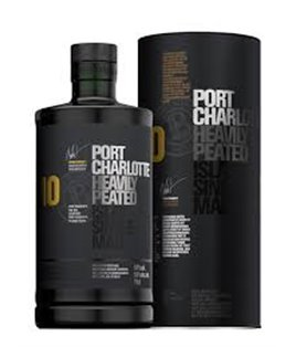 Bruichladdich Port Charlotte 10 yo Heavily Peated