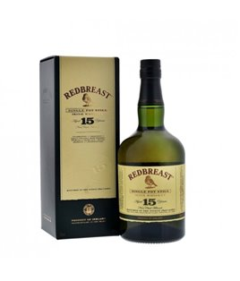 Redbreast 15 yo Pot Still Irish
