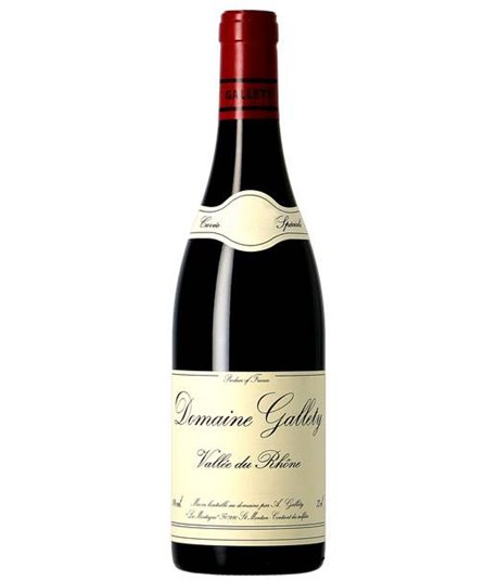Domaine Gallety AOC 2015 (Domaine Gallety)